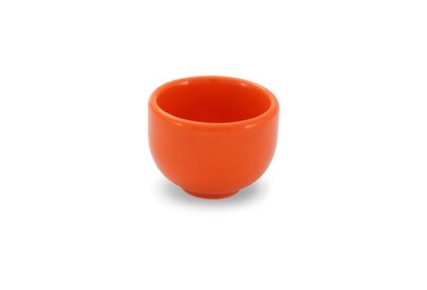 Friesland Eierbecher, Happymix, Friesland, H 4 cm Orange