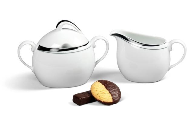 Friesland Ergänzungs-Set Kaffee, La Belle, Friesland, 2 tlg. Black & White