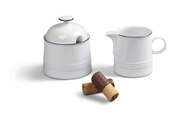 Friesland Ergänzungs-Set Kaffee/Tee, Jeverland, Friesland, 2 tlg. Kleine Brise
