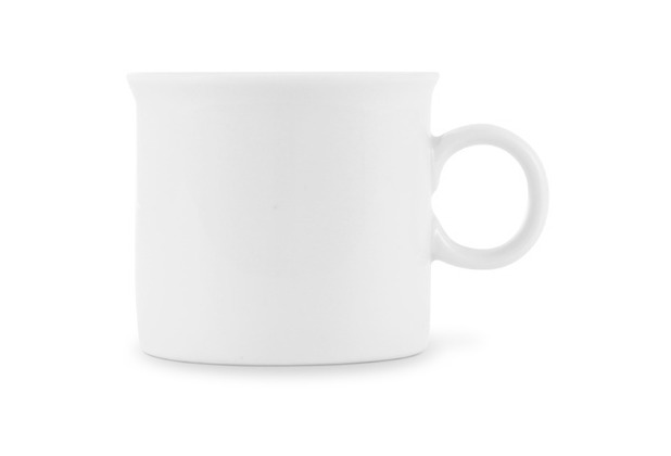 Friesland Espresso- Obertasse, Jeverland, Friesland, 0,09l weiß