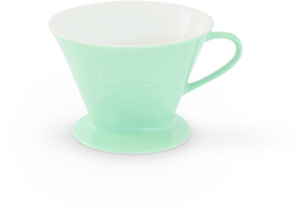 Friesland Friesland Kaffeefilter Größe 4 Pastellgrün