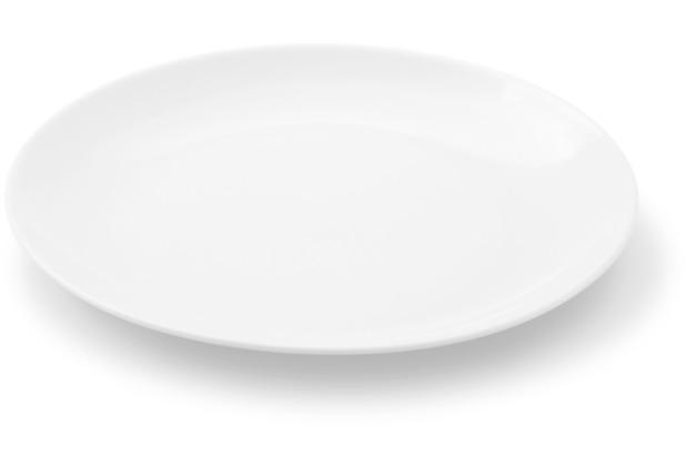 Friesland Frühstücksteller 19cm Chai, weiß