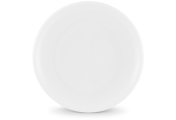Friesland Frühstücksteller / Kuchenteller, Ecco, Friesland, 21 cm weiß