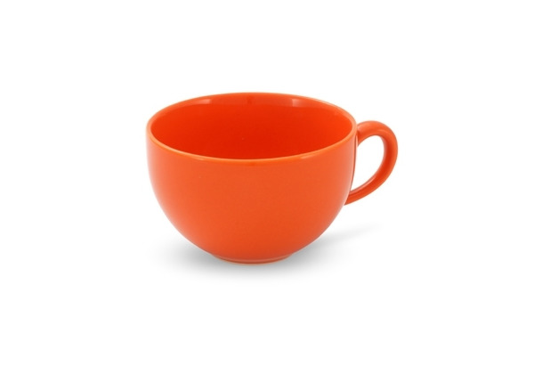 Friesland Kaffe- Obertasse, Happymix, Friesland, 0,24l Orange