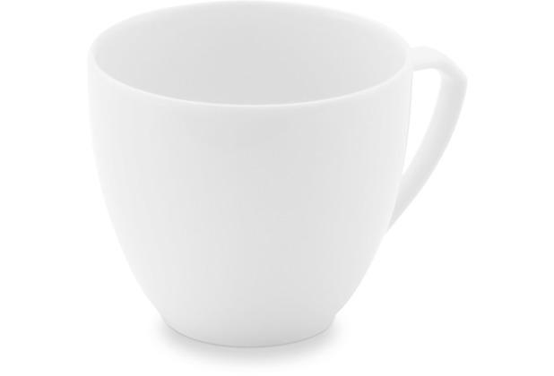 Friesland Kaffee- Obertasse, Ecco, Friesland, 0,19l weiß