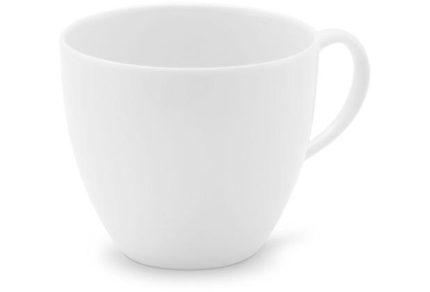 Friesland Kaffee- Obertasse, La Belle, Friesland, 0,17l weiß