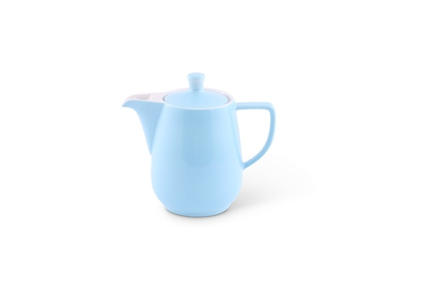Friesland Kaffeekanne 0,9l Pastellblau