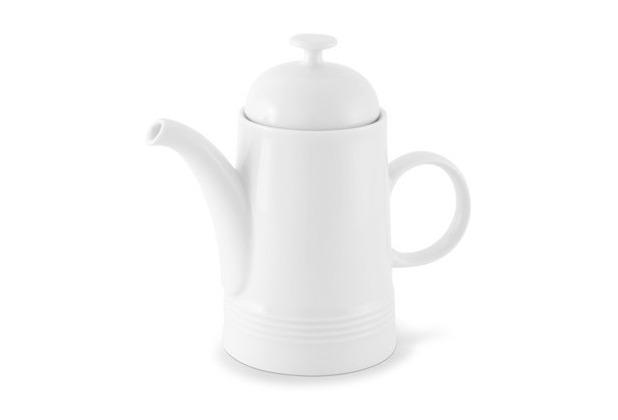 Friesland Kaffeekanne, Jeverland, Friesland, 0,35l weiß