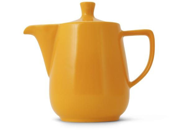 Friesland Kaffeekanne, Kannen & Kaffeefilter, 0,60l Safrangelb