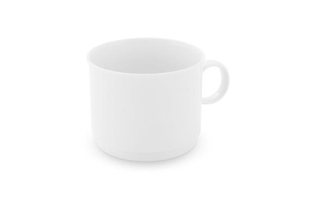 Friesland Kaffee/Tee-Obertasse, stapelbar, Jeverland, Friesland, 0,19l weiß