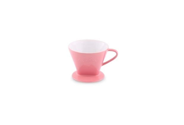 Friesland Melitta Kaffeefilter 102 Pastellrosa