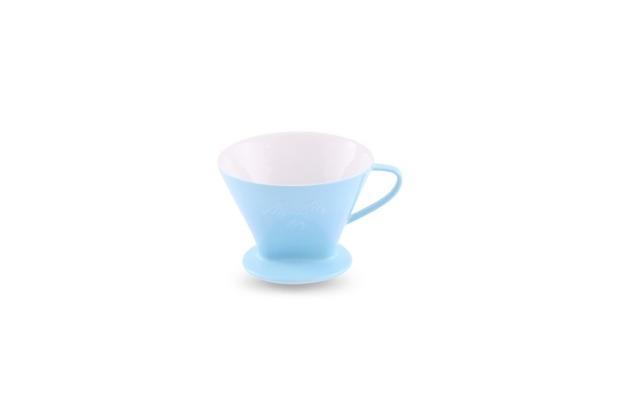 Friesland Melitta Kaffeefilter 1x4 Pastellblau