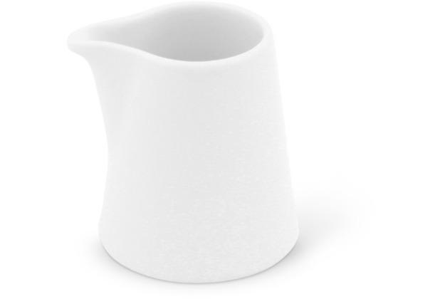 Friesland Milchkännchen, 0,12l NYNY Weiß Walküre Porzellan
