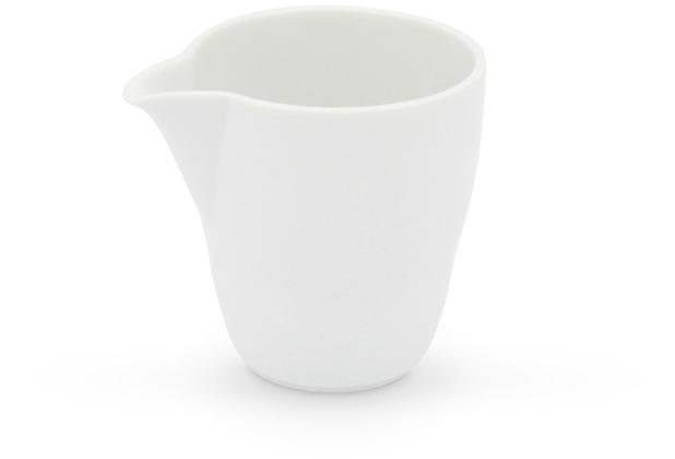 Friesland Milchkännchen 0,2l Horizont Weiß