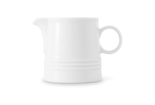 Friesland Milchkännchen, Jeverland, Friesland, 0,1l weiß