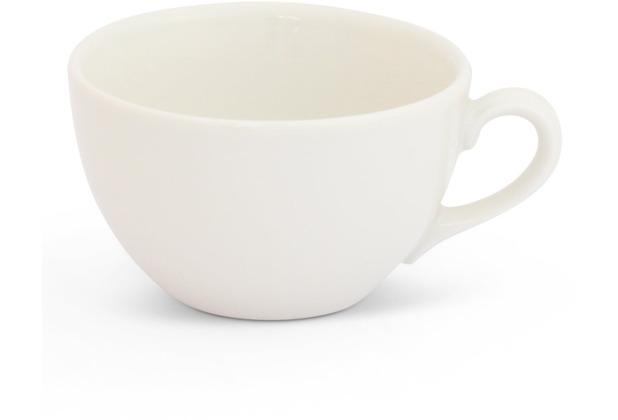 Friesland Milchkaffeetasse, 0,25l Classic Elfenbein Walküre Porzellan