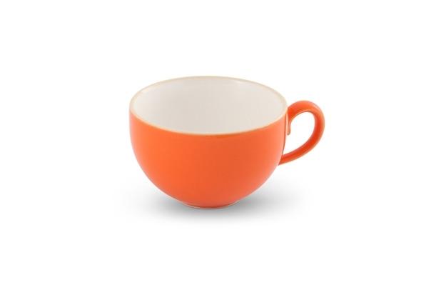 Friesland Obertasse innen Weiß, Happymix, Friesland, 0,24l Orange