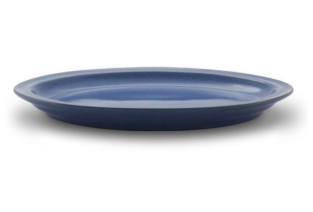 Friesland Platte 32x26,5cm oval Ammerland Blue