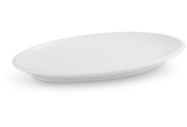 Friesland Platte, oval, Ecco, Friesland, 40 cm weiß