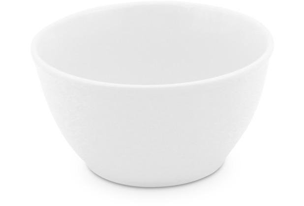 Friesland Salatschüssel, 15,5cmØ Buffet Weiß Walküre Porzellan