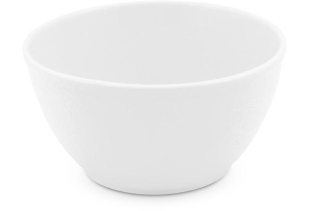 Friesland Salatschüssel, 20,5cmØ Buffet Weiß Walküre Porzellan