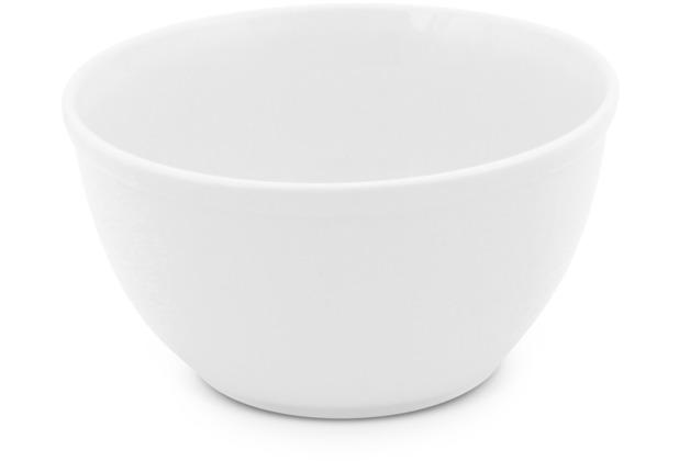 Friesland Salatschüssel, 23,0cmØ Buffet Weiß Walküre Porzellan