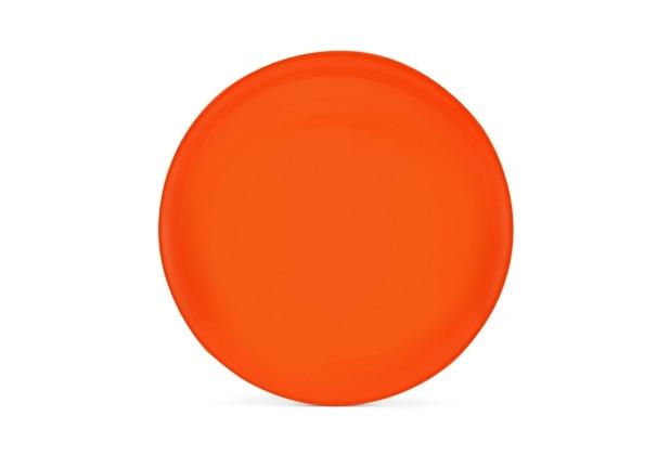 Friesland Speiseteller Orange, Happymix, Friesland, 25 cm Orange