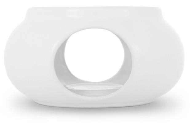 Friesland Stövchen, Happymix, Friesland, 14 cm weiß