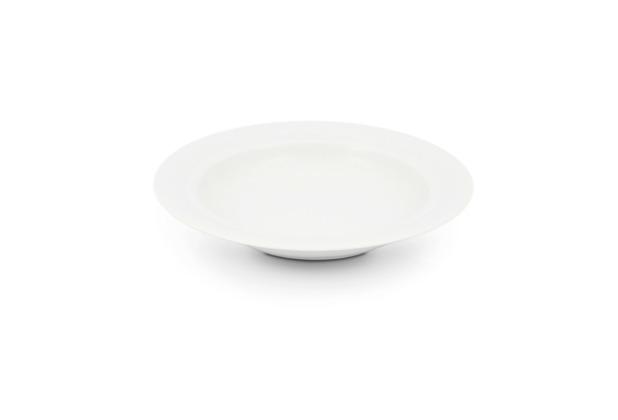 Friesland Suppenteller 23cm Ø Horizont Weiß