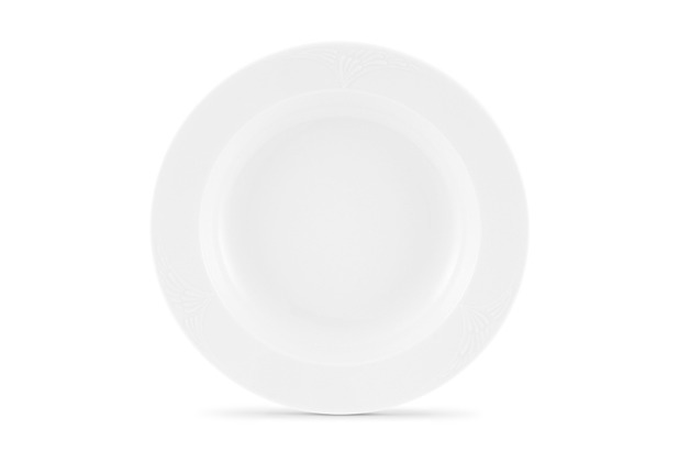 Friesland Suppenteller, Bel Air, Friesland, 23 cm, weiß