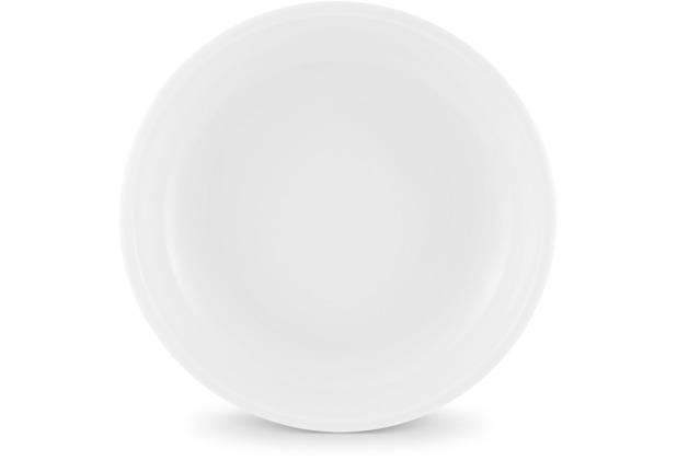 Friesland Suppenteller, Ecco, Friesland, 21 cm weiß
