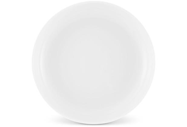Friesland Suppenteller, Revival, Friesland, 21 cm weiß