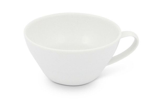 Friesland Tee- Obertasse 0,15l Horizont Weiß
