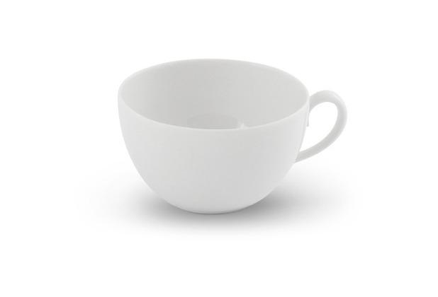 Friesland Tee-Obertasse Weiß, La Belle, Friesland, 0,18l weiß