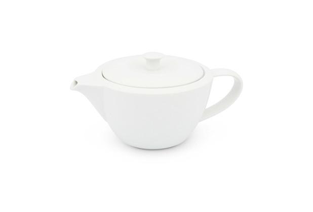 Friesland Teekanne 0,8l Horizont Weiß