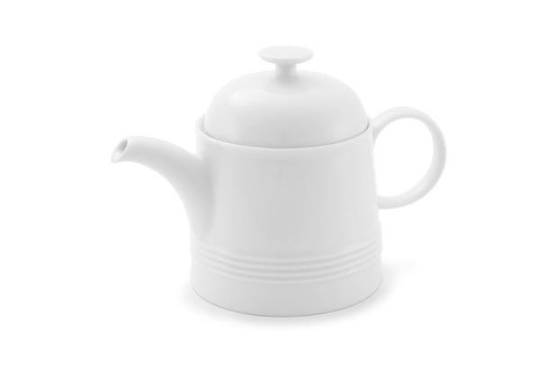 Friesland Teekanne, Jeverland, Friesland, 0,35l weiß