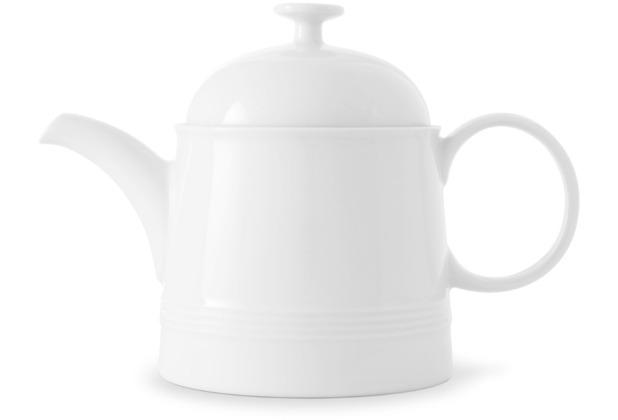 Friesland Teekanne, Jeverland, Friesland, 1,2l weiß