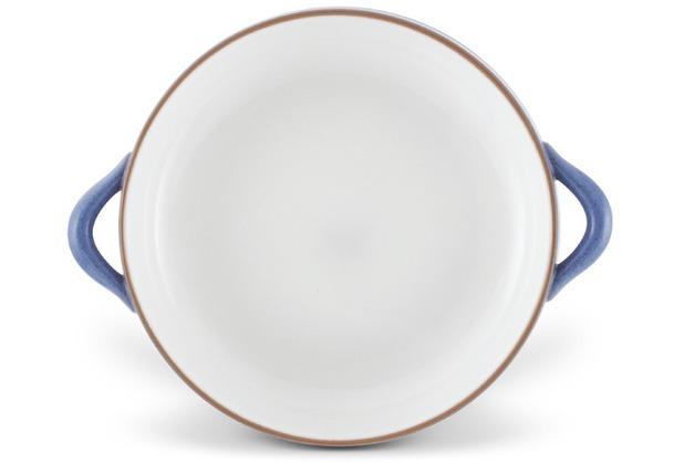 Friesland Teller 18,5cm mit 2 Henkeln Ammerland Blue