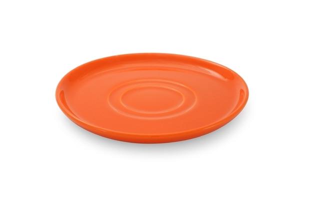 Friesland Untertasse, Happymix, Friesland, 15 cm Orange