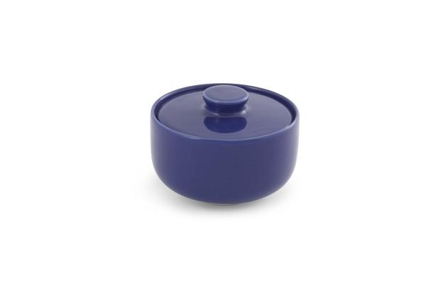 Friesland Zuckerdose Blau, Happymix, Friesland, 0,25l Blau