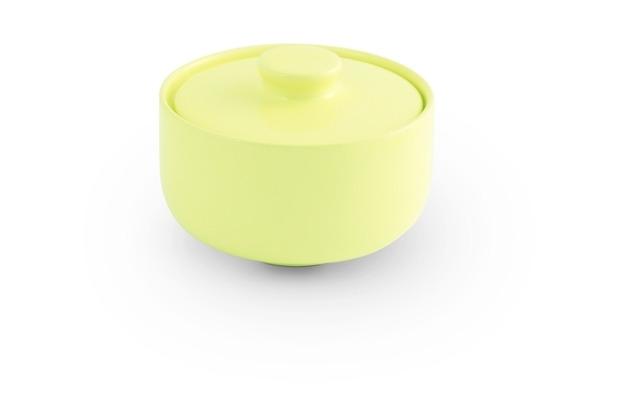 Friesland Zuckerdose, Trendmix, 0,25 Pastellgelb