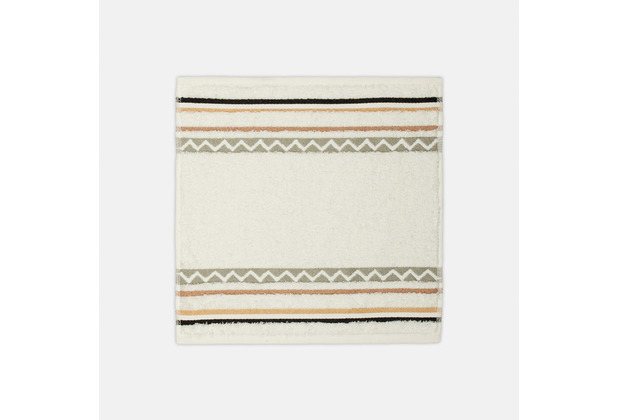 frottana Seiftuch Country ivory 30 x 30 cm