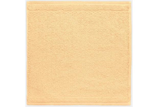 frottana Seiftuch Pearl mais 30 x 30 cm