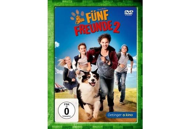 Fünf Freunde 2 (DVD) [DVD]