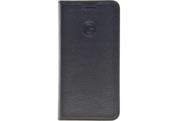 galeli Book Case Marc für Apple iPhone SE black