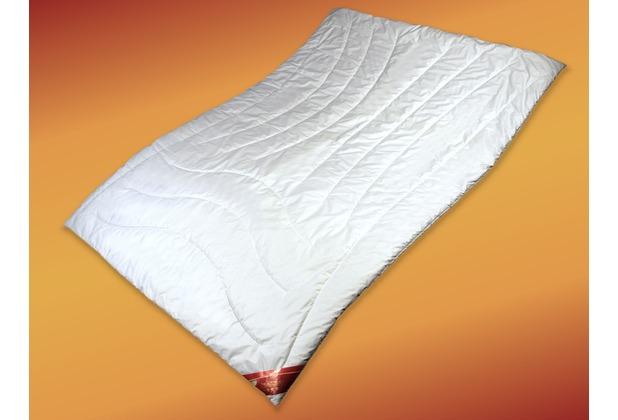 GARANTA Cashmere Duo-Leichtsteppbett V, weiß 135x200 cm