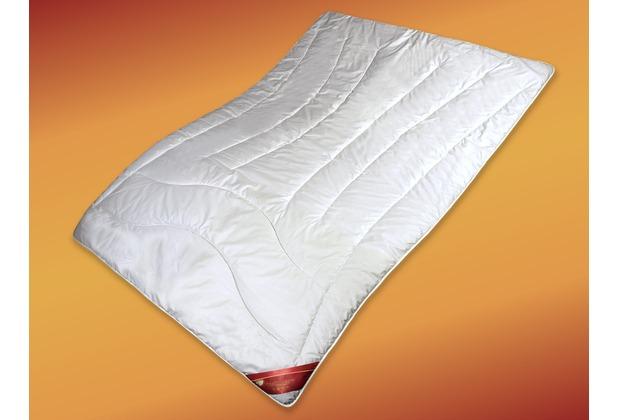GARANTA Cashmere Leichtsteppbett, weiß 135x200 cm
