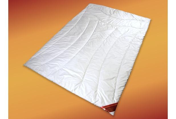 GARANTA Cashmere Trio-Warm V, weiß Bettdecke 135x200 cm