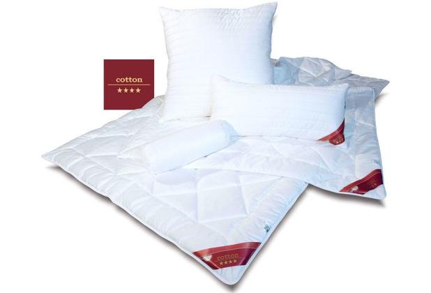 GARANTA cotton Extra-Leichtbett Bettdecke 135/200