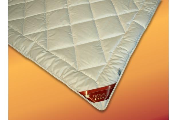 GARANTA Cotton Duo-Warm V, weiß 135x200 cm